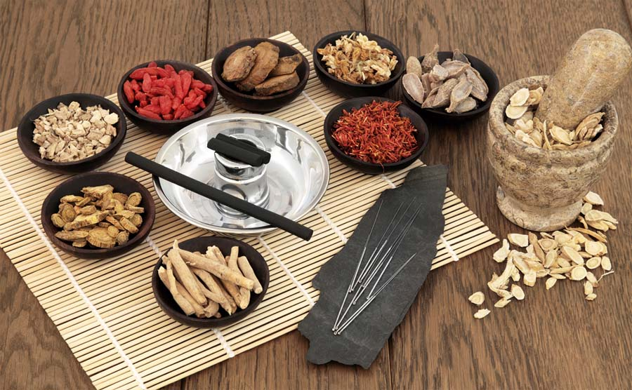 Traditional Chinese Medicine: Herbs